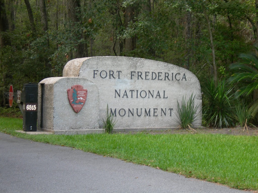 fort frederica - glynn county