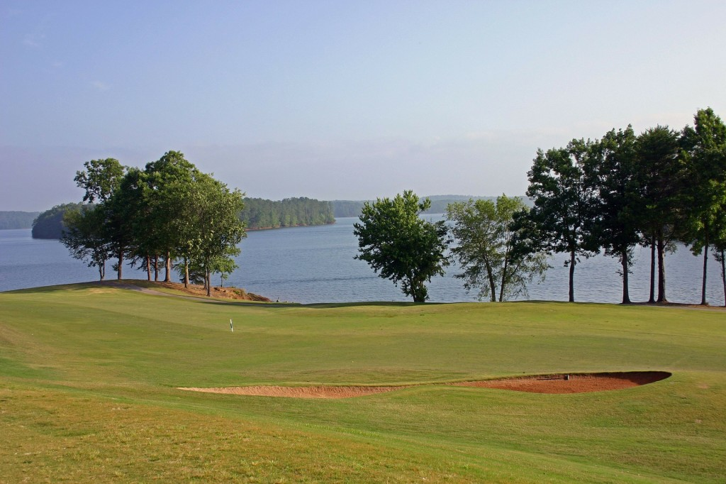 With 234 holes of golf, Glynn County is a golfer's paradise.